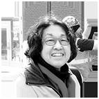 Photo headshot of artist Norie Sato