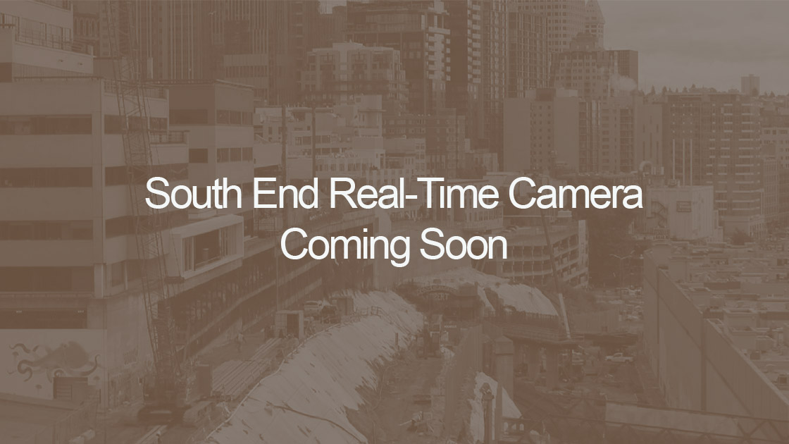 south end real time camera coming soon